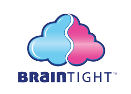 BrainTight(logo)-pink